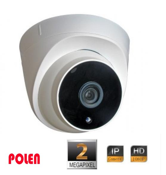 2MP 1080P IR Dome Atom Led IP Kamera PL-4136 IP