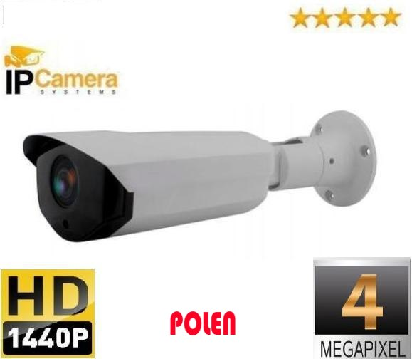 4 MP 1440P 4 MEGA ATOM LED IP GÜVENLİK KAMERASI PL-4612