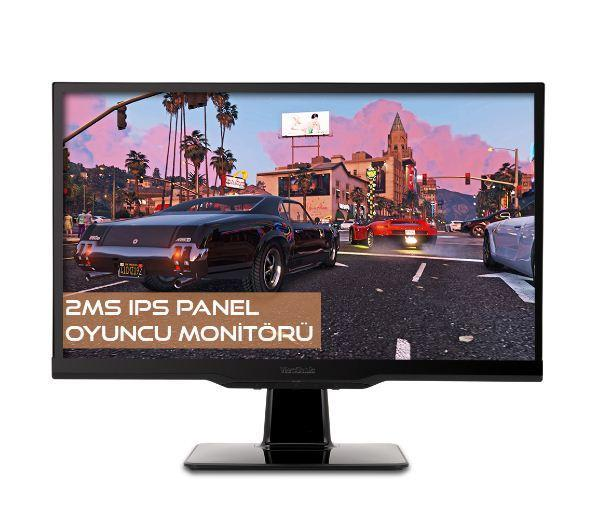 Viewsonic 21.5 VX2263SMHL IPS LED 2MS SIYAH D-SUB+2XHDMI Monitör