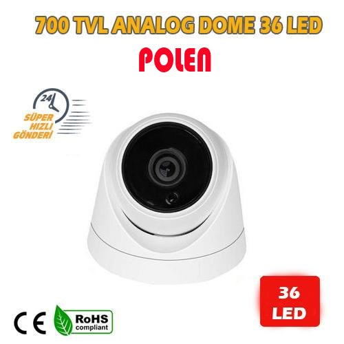 700 TVL 36 LED DOME ANALOG GÜVENLİK KAMERASI PL-9628