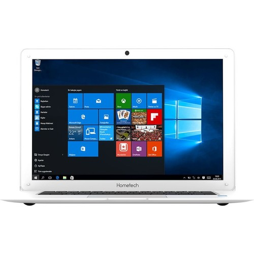 Hometech Alfa 110A Intel Atom Z3735F 2GB 32GB eMMC Windows 10 Home 11.6 FHD Taşınabilir Bilgisayar